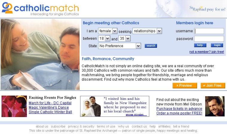 Match com christian online dating