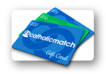 CatholicMatch Gift Cards